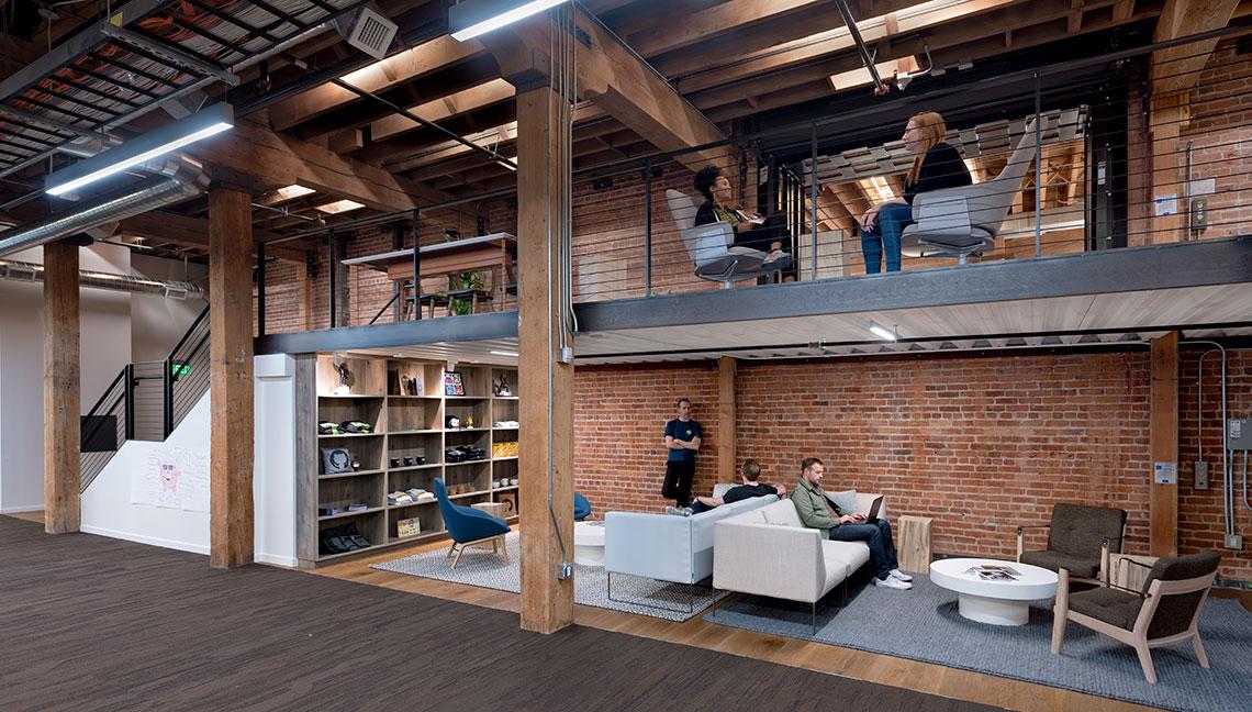 Github, SF HQ
