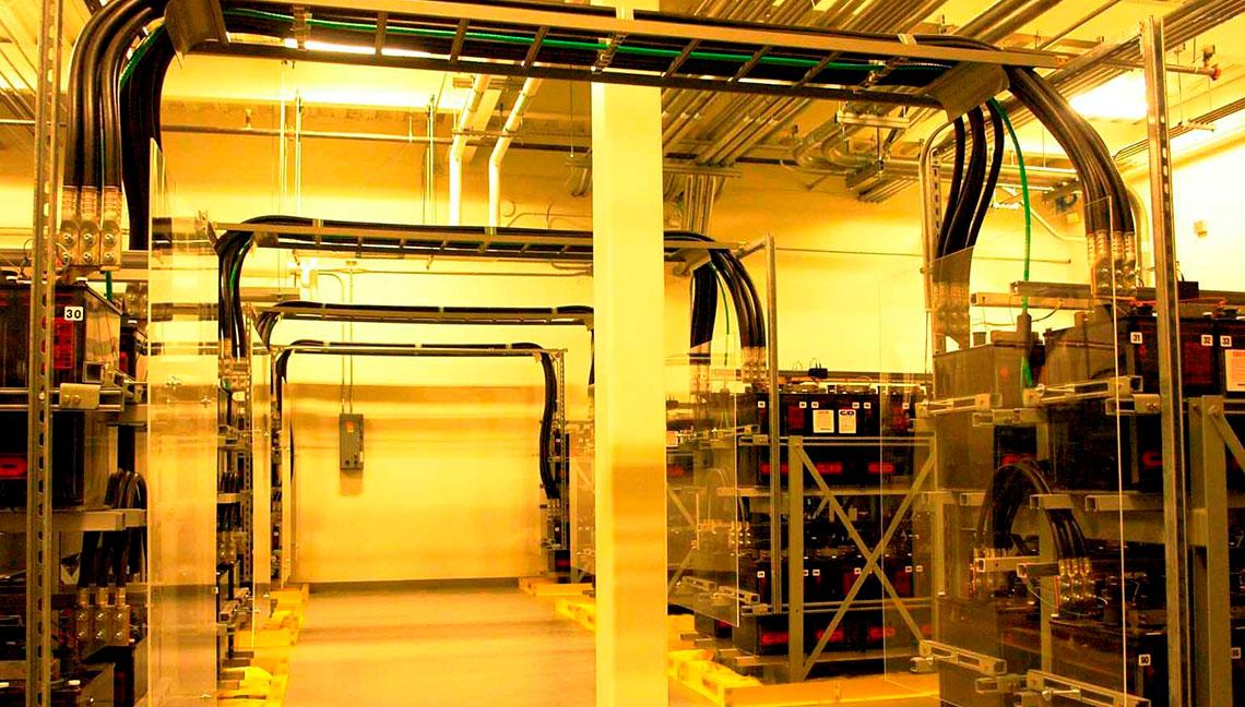 Equinix Sunnyvale Data Center