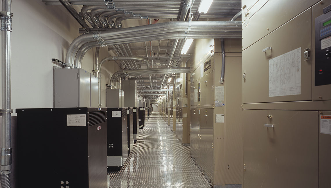 Equinix Sunnyvale Data Center