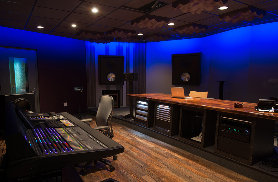 Sony Sound Studios