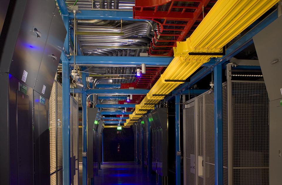 Equinix Santa Clara Data Center
