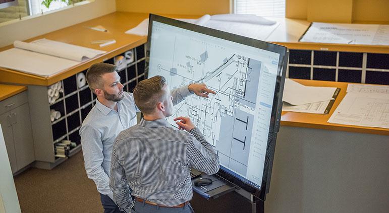 SC Builders' approach: Preconstruction