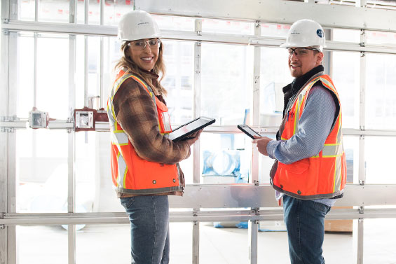 SC Builders' approach: technology