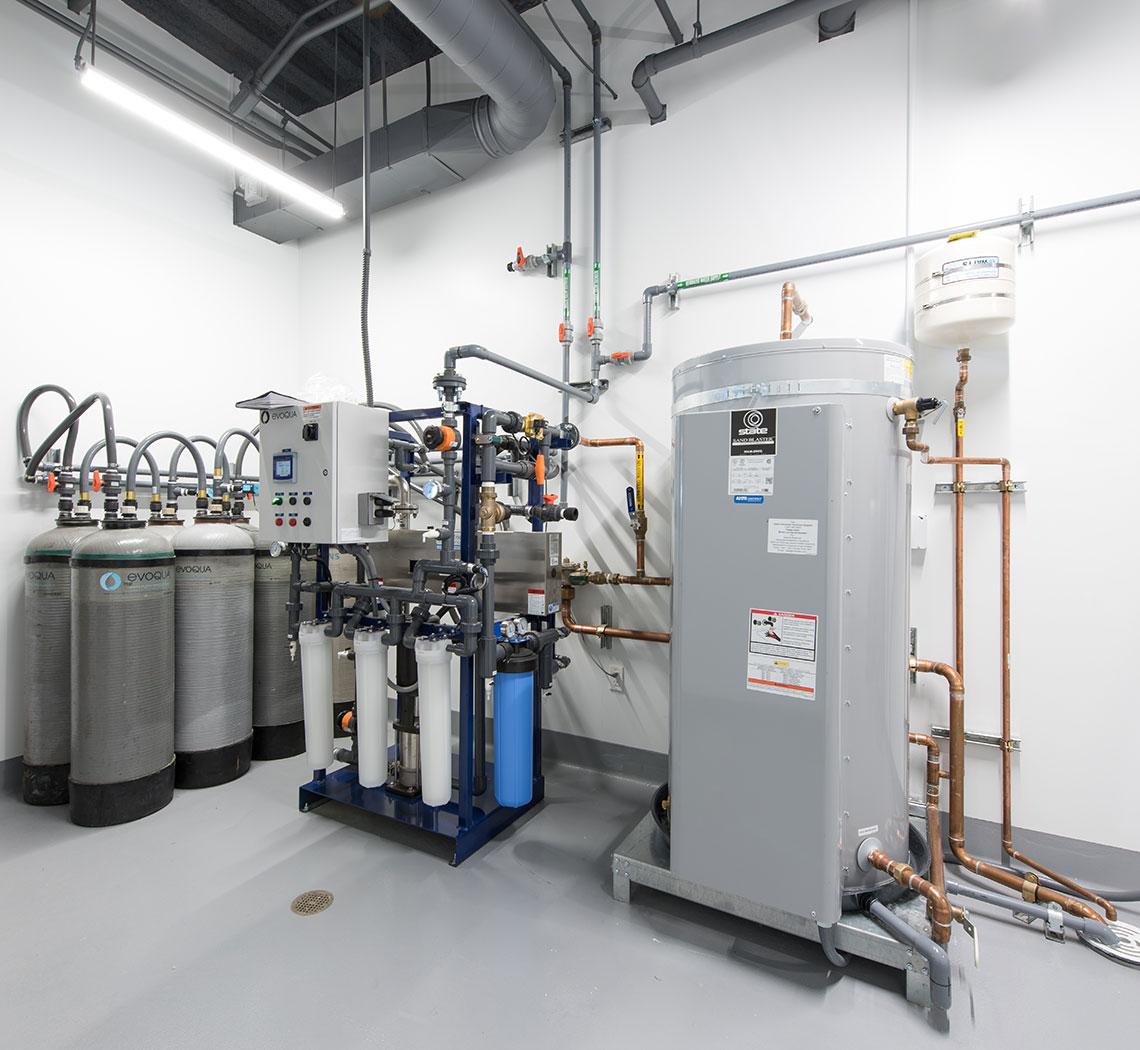 Achaogen Lab Improvements