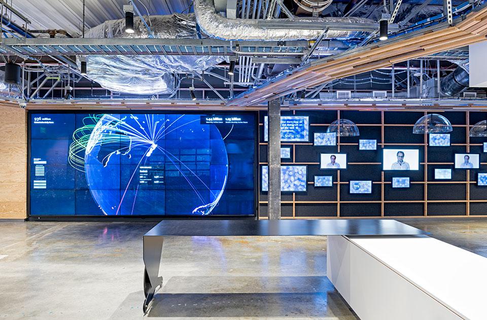 Facebook Executive Briefing Center
