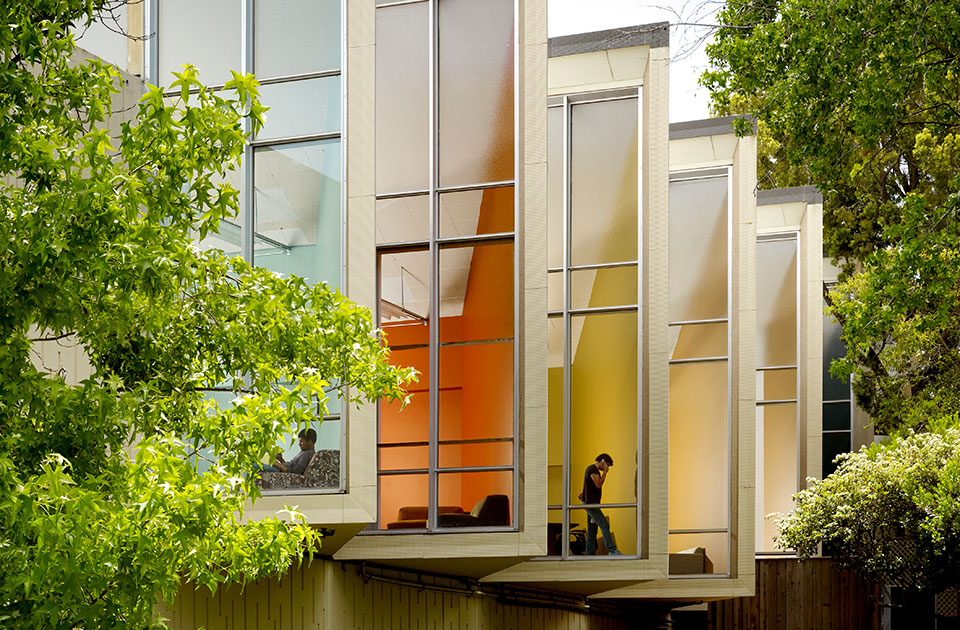 Facebook Palo Alto Campus