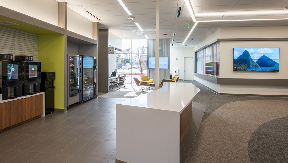Gilead Lab and Campus Renovations