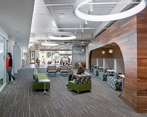 Oracle Campus, SC10