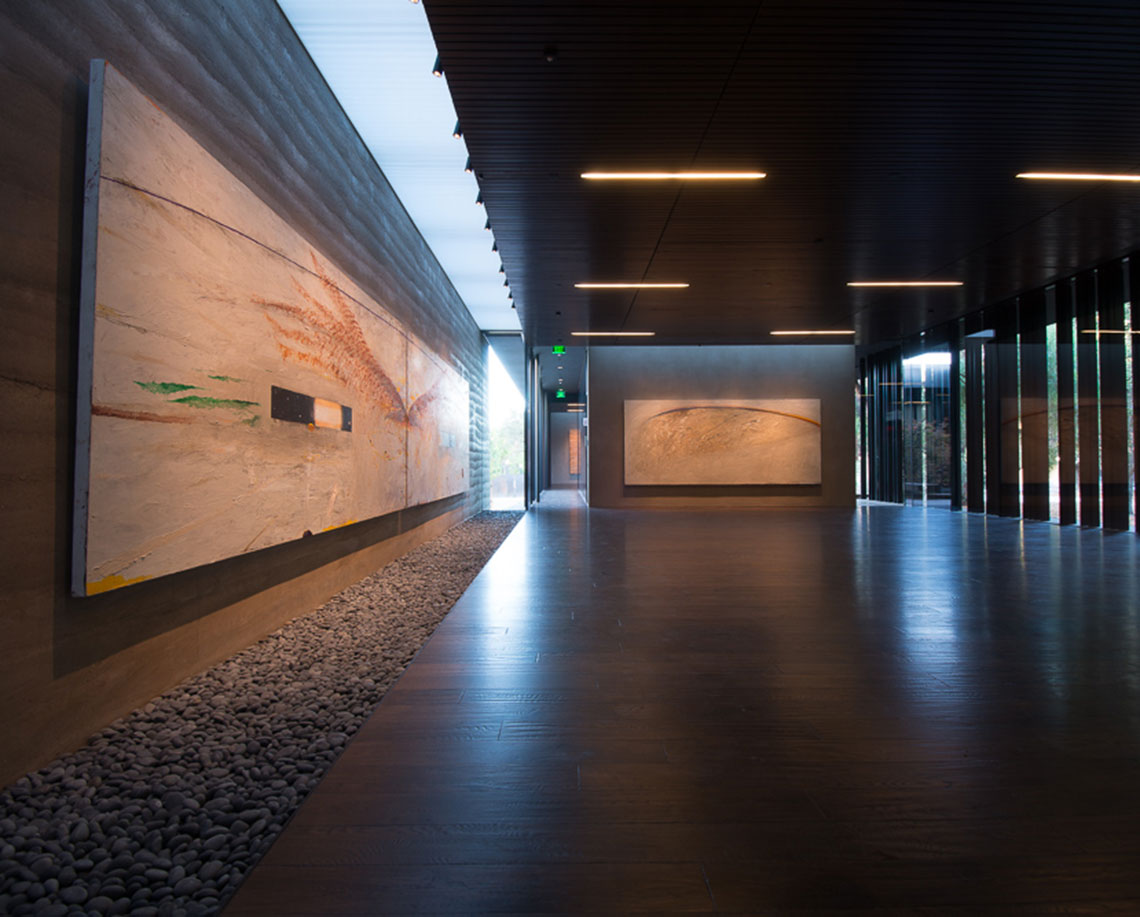 Stanford Windhover Contemplative Center