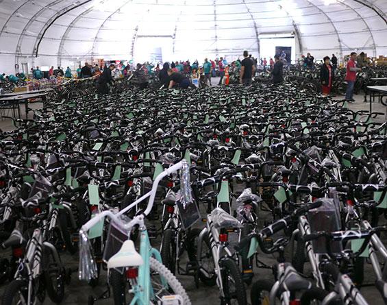 Community: Big Bike Build