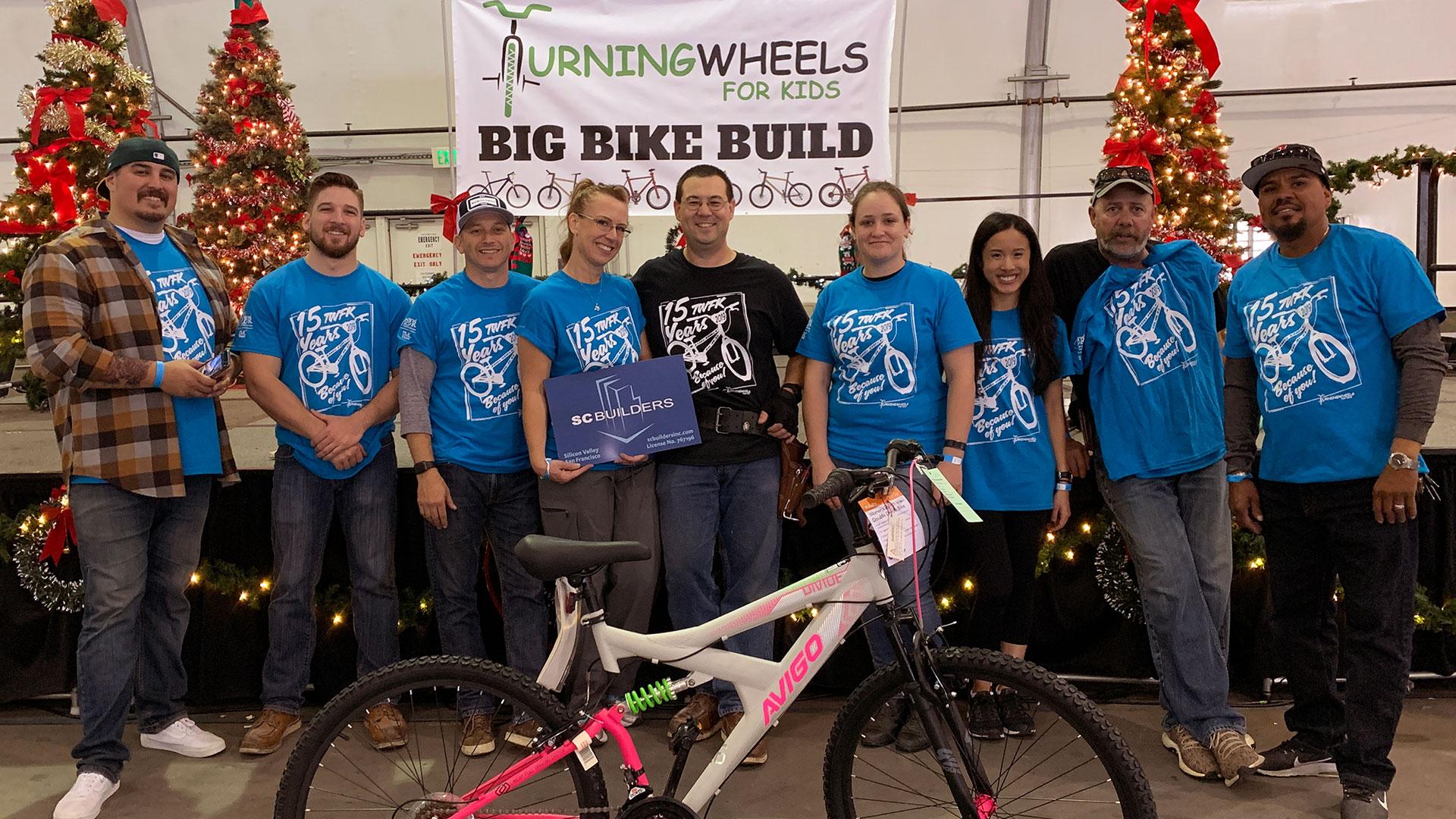 Big Bike Build 2019