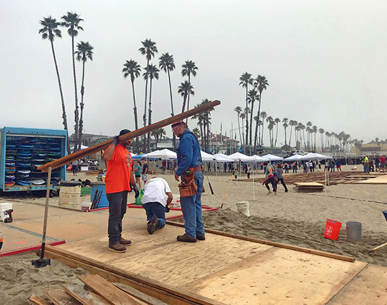 Community: Day on the Beach