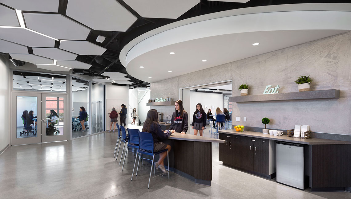 Carondelet High School - STEM Innovation Center