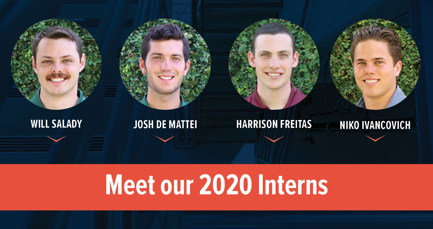 2020 Interns Feature Image
