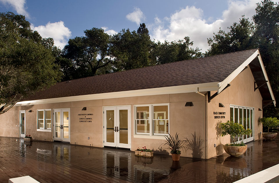 Stanford Black Community Service Center