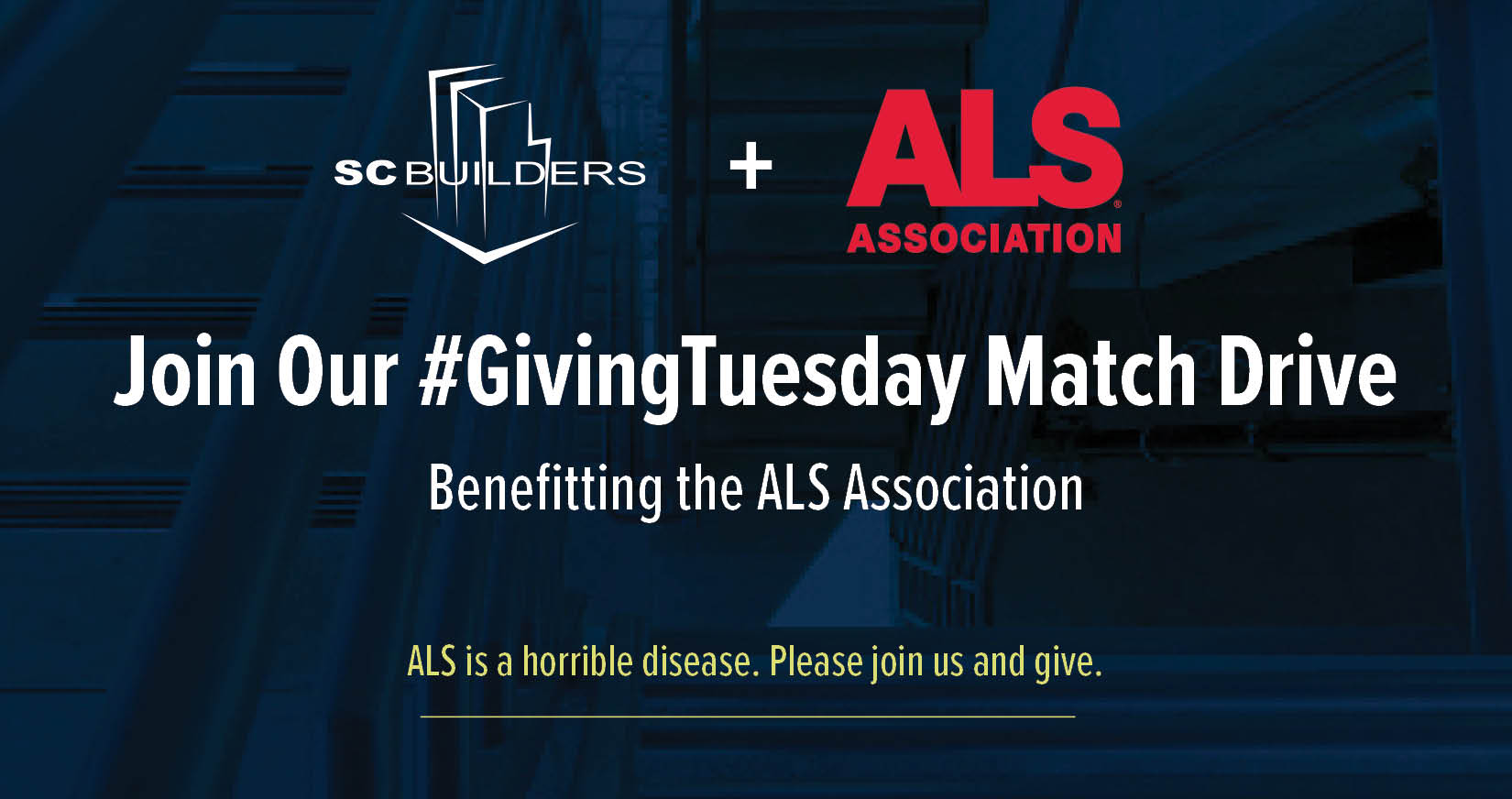 ALS Association Giving Tuesday Drive