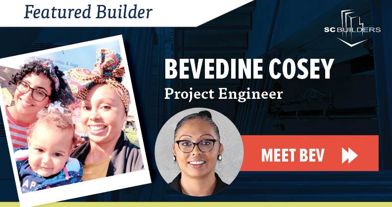 Bevedine Bev Cosey, Project Engineer